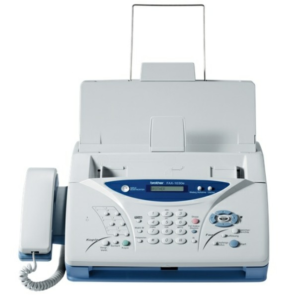 Brother Fax 1030 bij TonerProductsNederland.nl