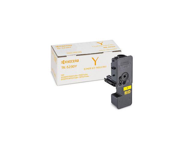 Toner Kyocera TK-5230 geel