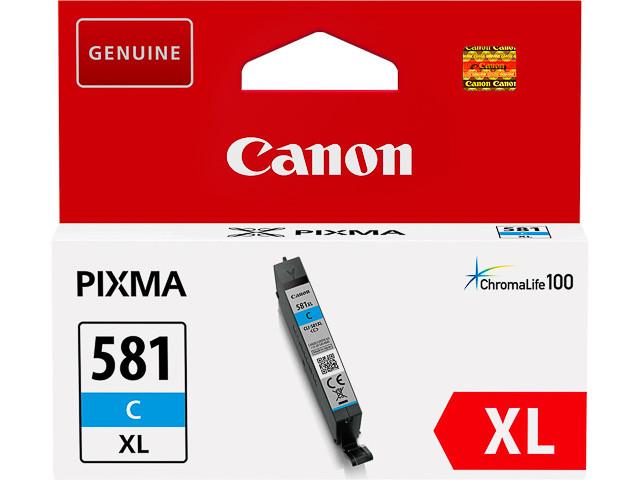 Canon CLI-581 XL C cyaan