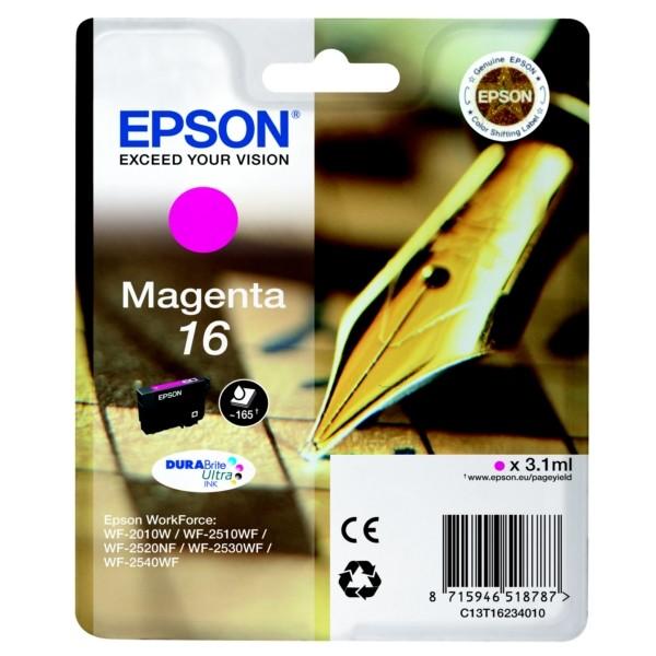 Inkcartridge Epson t1623 rood