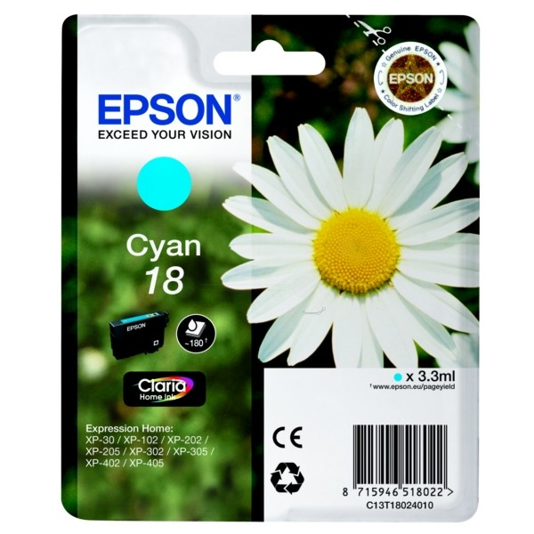 Epson Claria Home Ink-reeks
