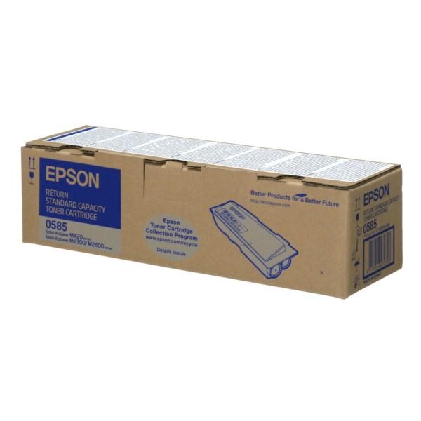 EPSON C13S050585 Toner Zwart C13S050585