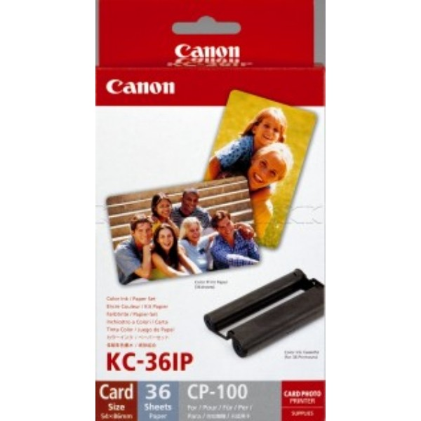 Canon Paper KC-36IP-Ink+Paper Set 36sh