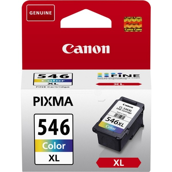 Inkcartridge Canon CL-546XL kleur HC