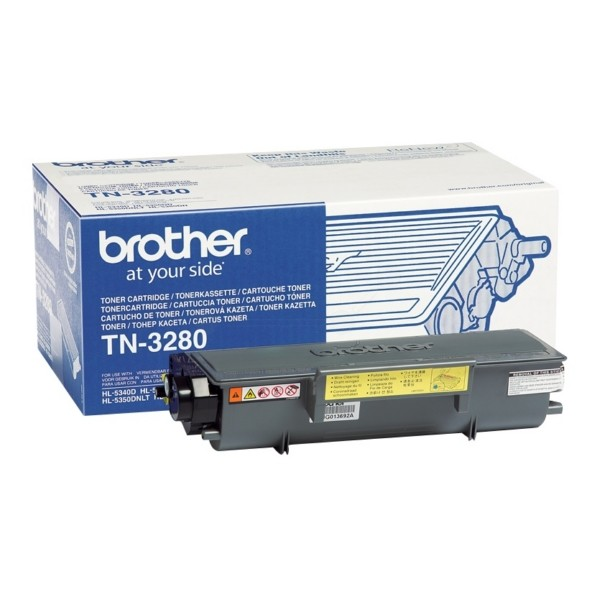 TONER BROTHER TN-3280 8K ZWART