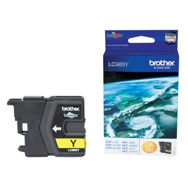 LC985Y Yellow Inkjet Cartridge