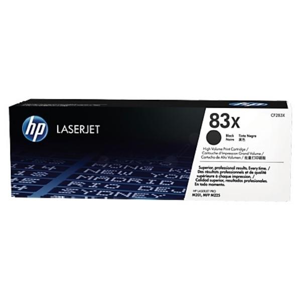TONERCARTRIDGE HP 83X CF283X 2.5K ZWART