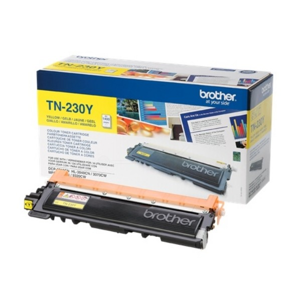 TN-230 Yellow Toner