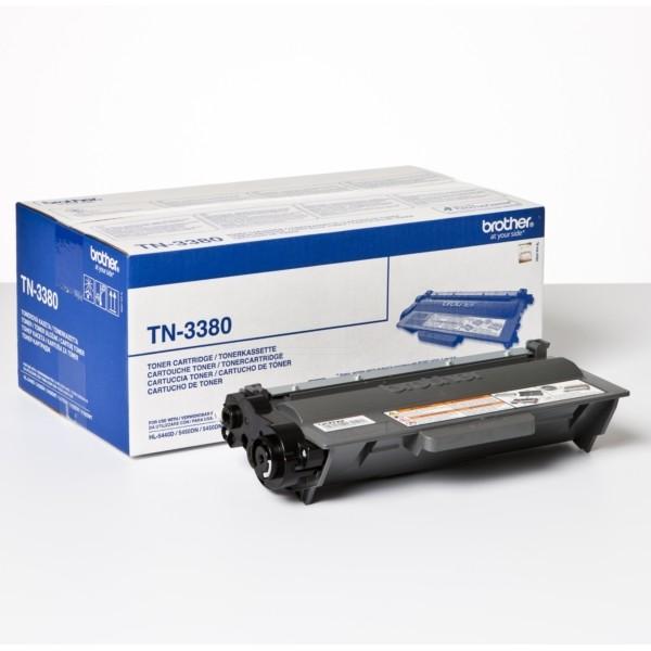 TONER BROTHER TN-3380 8K ZWART