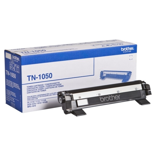 TONER BROTHER TN-1050 1K ZWART