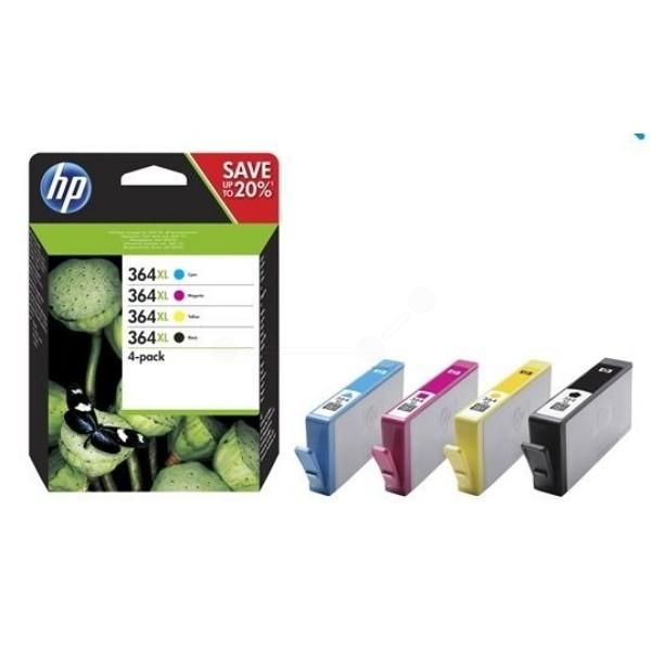 HP Original Cartridge multipack Zwart, Cyaan, Magenta, Geel