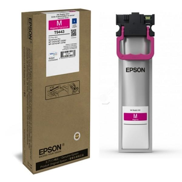 Epson C13T944340 T9443 Inktcartridge magenta