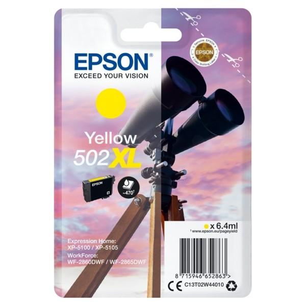 C13T02W44010 EPSON XP5100 TINTE YEL HC