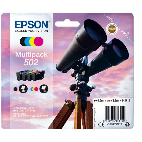 C13T02V64010 EPSON XP5100 TINTE (4) CMYK