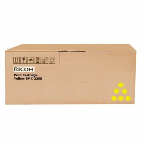 Ricoh - 407546 - Toner geel