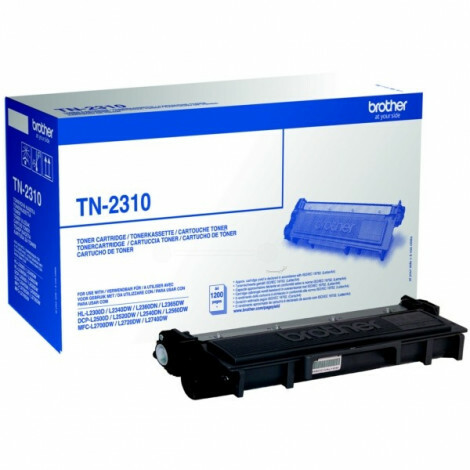 Brother - TN-2310 - Toner zwart