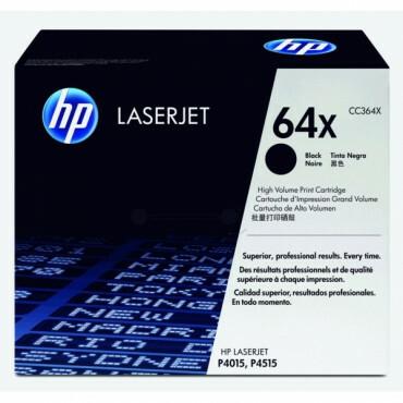 HP - CC364X - 64X  - Toner zwart