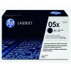 HP - CE505X - 05X - Toner zwart