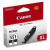 Canon - 6443B001 - CLI-551BKXL - Inktcartridge zwart