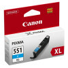 Canon -  6444B001 - CLI-551CXL- Inktcartridge cyaan