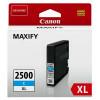 Canon - 9265B001 - PGI-2500XLC - Inktcartridge cyaan