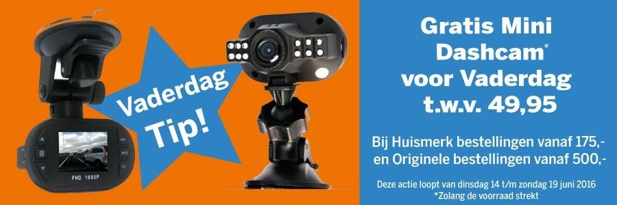 gratis Mini Dashcam